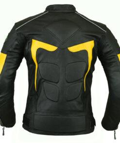 Mens-LJ-2Y-Biker-Leather-Jacket