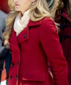 Christmas in Love Brooke D'Orsay's Red Coat For Women
