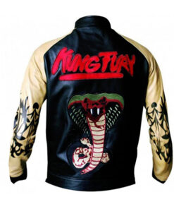 David Hasselhoff Kung Fury Cobra Jacket