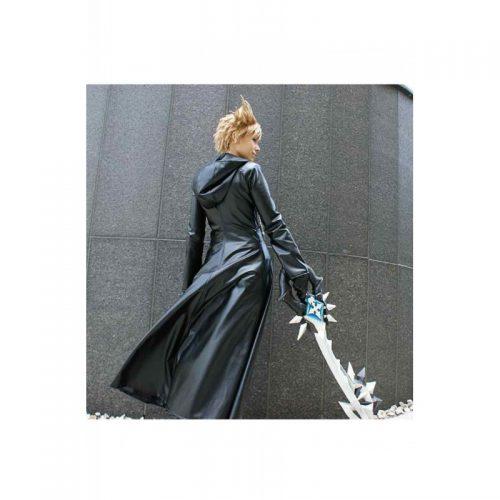 Kingdom Hearts Organization Xiii Enigma Black Coat