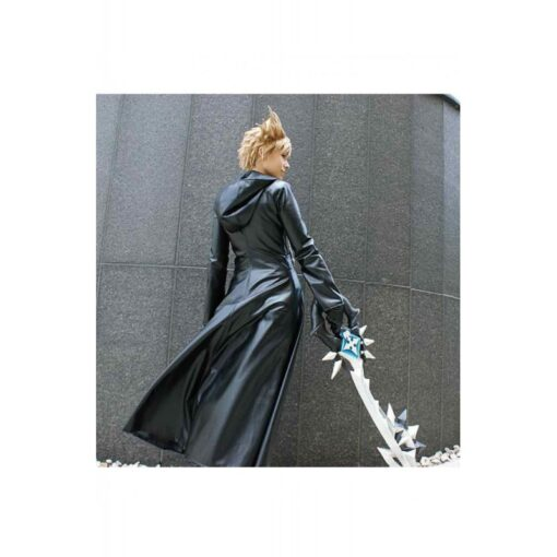 Kingdom Hearts Organization Xiii Enigma Black Coat