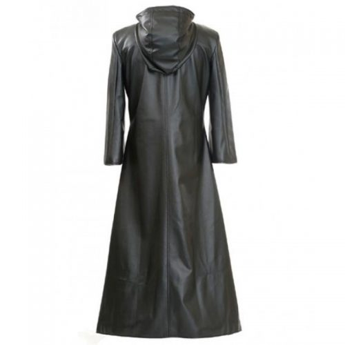Kingdom Hearts Organization Xiii Enigma Black Trench Coat