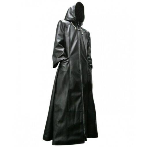 Kingdom Hearts Organization Xiii Enigma Trench Coat