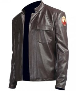 Poe Dameron Star Wars The Last Jedi Jacket