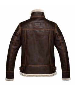 Resident Evil 4 Leon Kennedy Brown Jacket