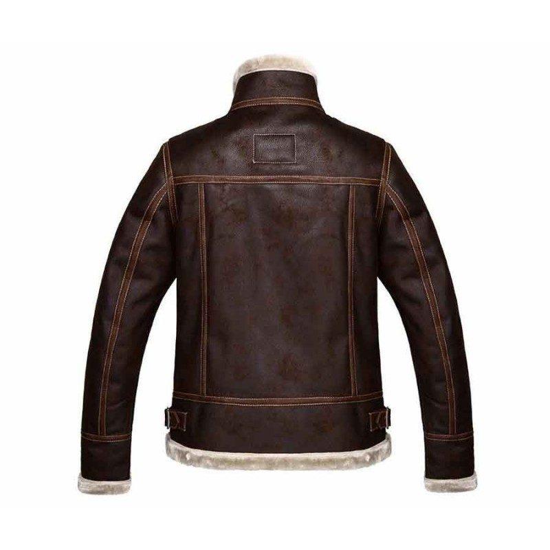 Resident Evil 4 Leon Kennedy Brown Jacket