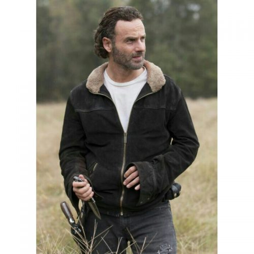 Rick Grimes The Walking Dead Season 4 Jacket