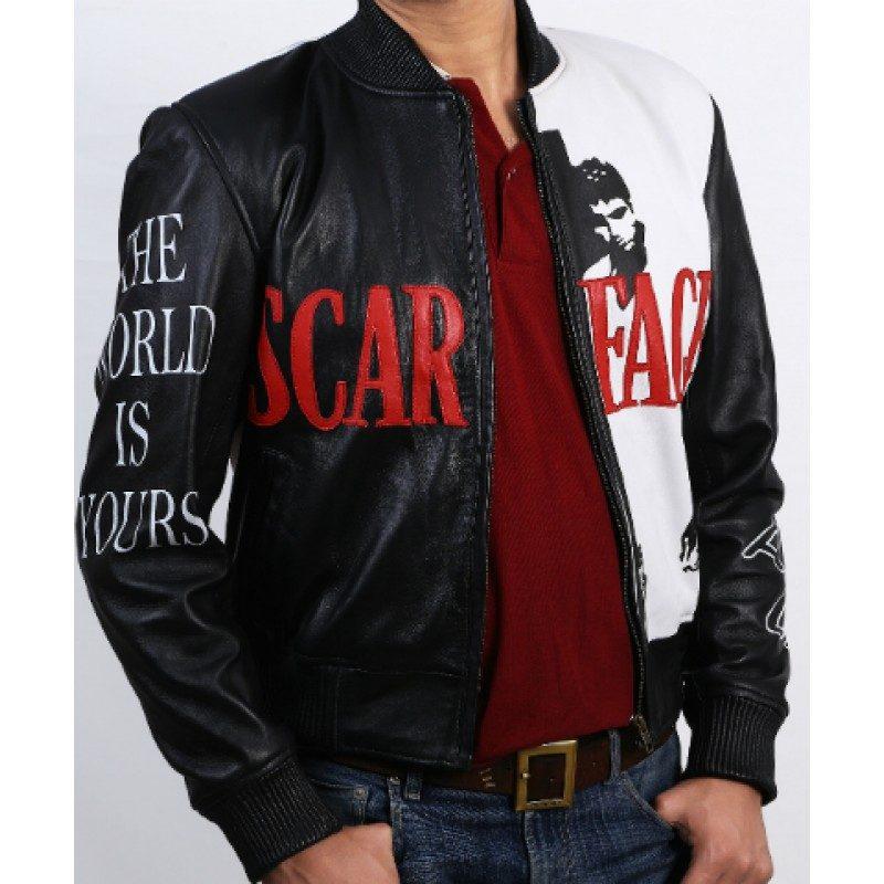 Scarface Al Pacino Tony Montana Jacket