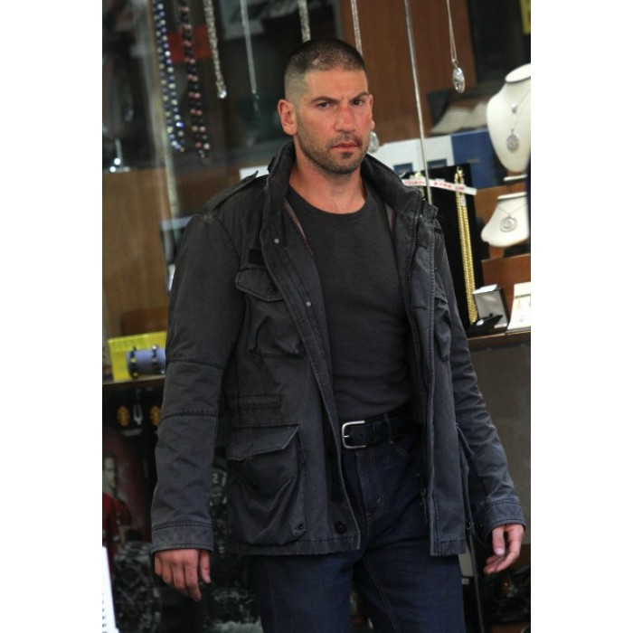 Season 2 Punisher DareDevil Jon Bernthal Cotton Jacket
