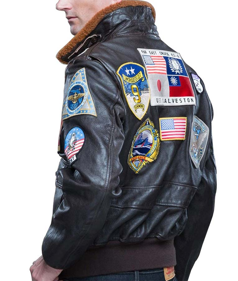 Tom Cruise Maverick Top Gun Jacket