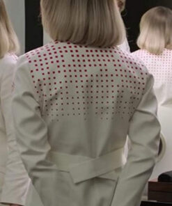 Charlie's Angels Team White Cotton Coats