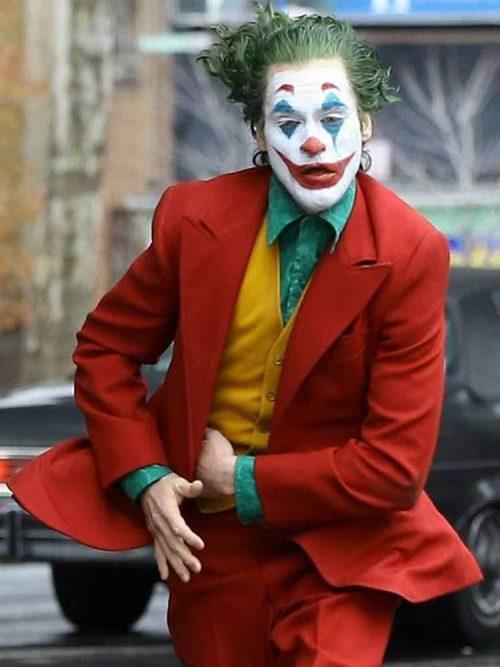 Joker Arthur Fleck 2019 Red Coat