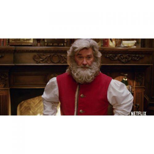 Kurt Russel Christmas Chronicle Santa Claus Costume