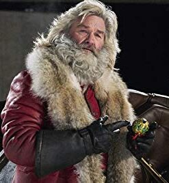 Santa Claus The Christmas Chronicles Shearling Coat