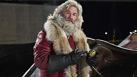Santa Claus The Christmas Chronicles Shearling Coat