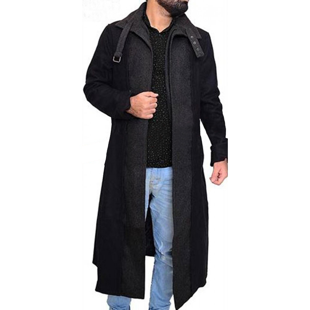 Takeshi Kovacs Altered Carbon Wool Coat