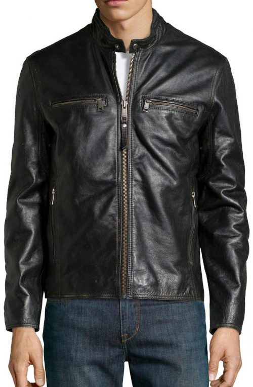 Altered Carbon Takeshi Kovacs Joel Kinnaman Leather Jacket