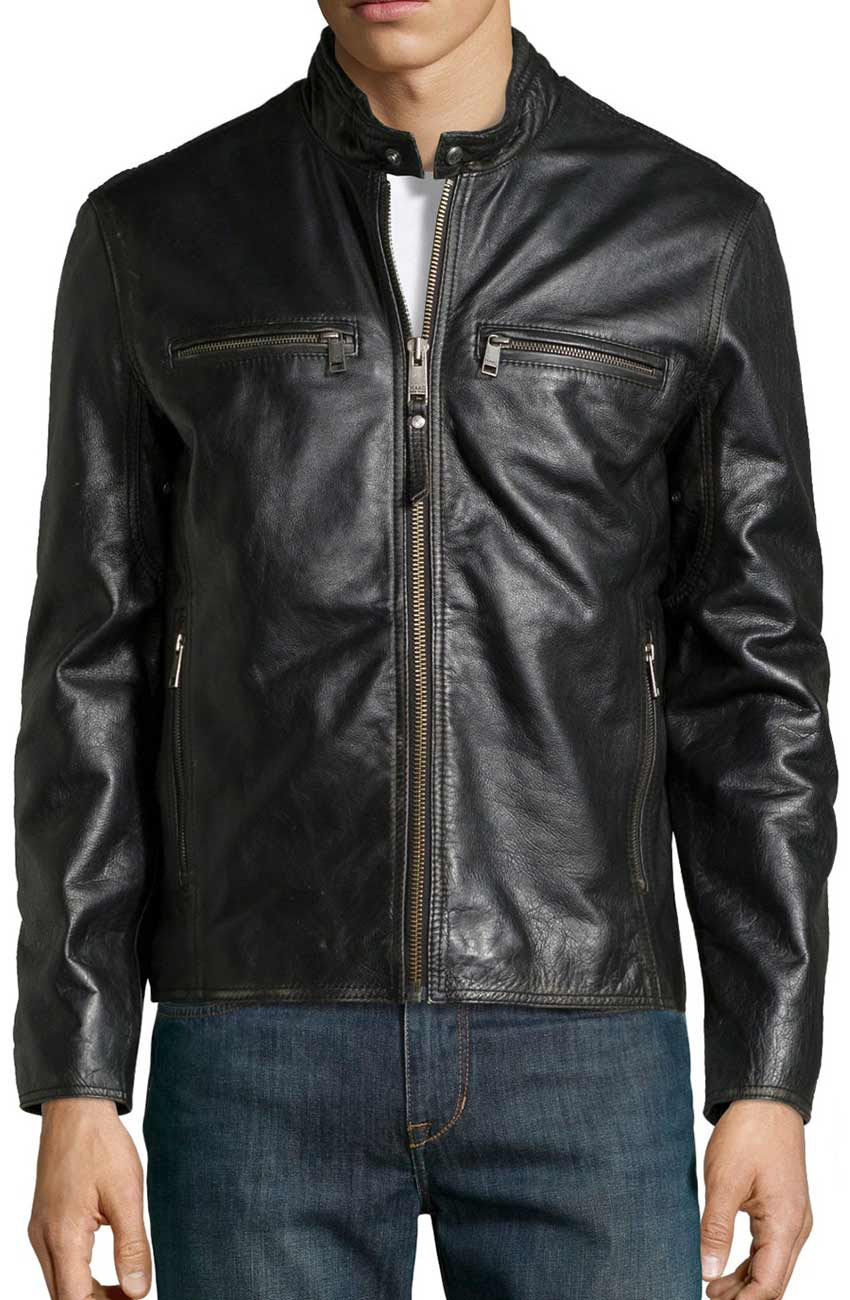 Altered Carbon Takeshi Kovacs Joel Kinnaman Leather Jacket