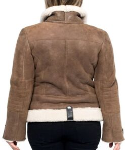 Alexandra-Breckenridge-Fur-Shearling-Jacket-Virgin-River