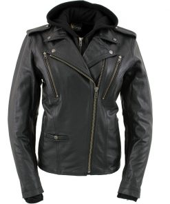 Vented-MC-Leather-Jacket