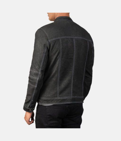 men-double-stitch-black-leather-jacket