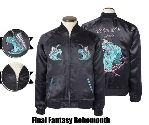Final-Fantasy-XV-Noctis-Lucis-Caelum-Behemoth-Bomber-Leather-Jacket