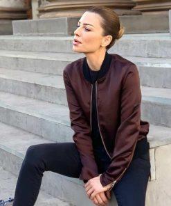 German-Maroon-Lauren-Bomber-Jacket