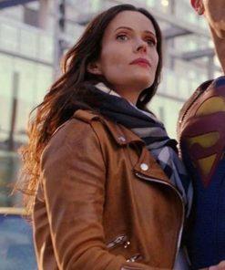 Lois-Lane-Superman-And-Lois-Elizabeth-Tulloch-Brown-Jacket