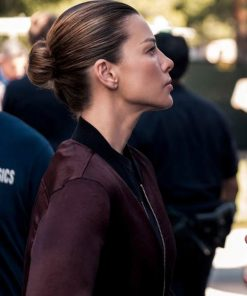 Lucifer-S05-Chloe-Decker-Bomber-Jacket