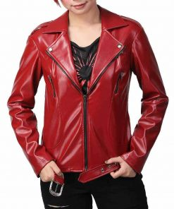 Ready-Player-One-Art3Mis-Red-Biker-Leather-Jacket