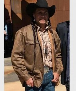 Yellowstone S04 Rainwater's Driver (Mo Brings Plenty) Jacket